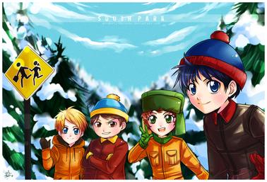 South Park by Go Devil Daisuke