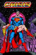 Superman Crisis on Infinite Earths