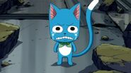Fairy Tail - Happy Crying