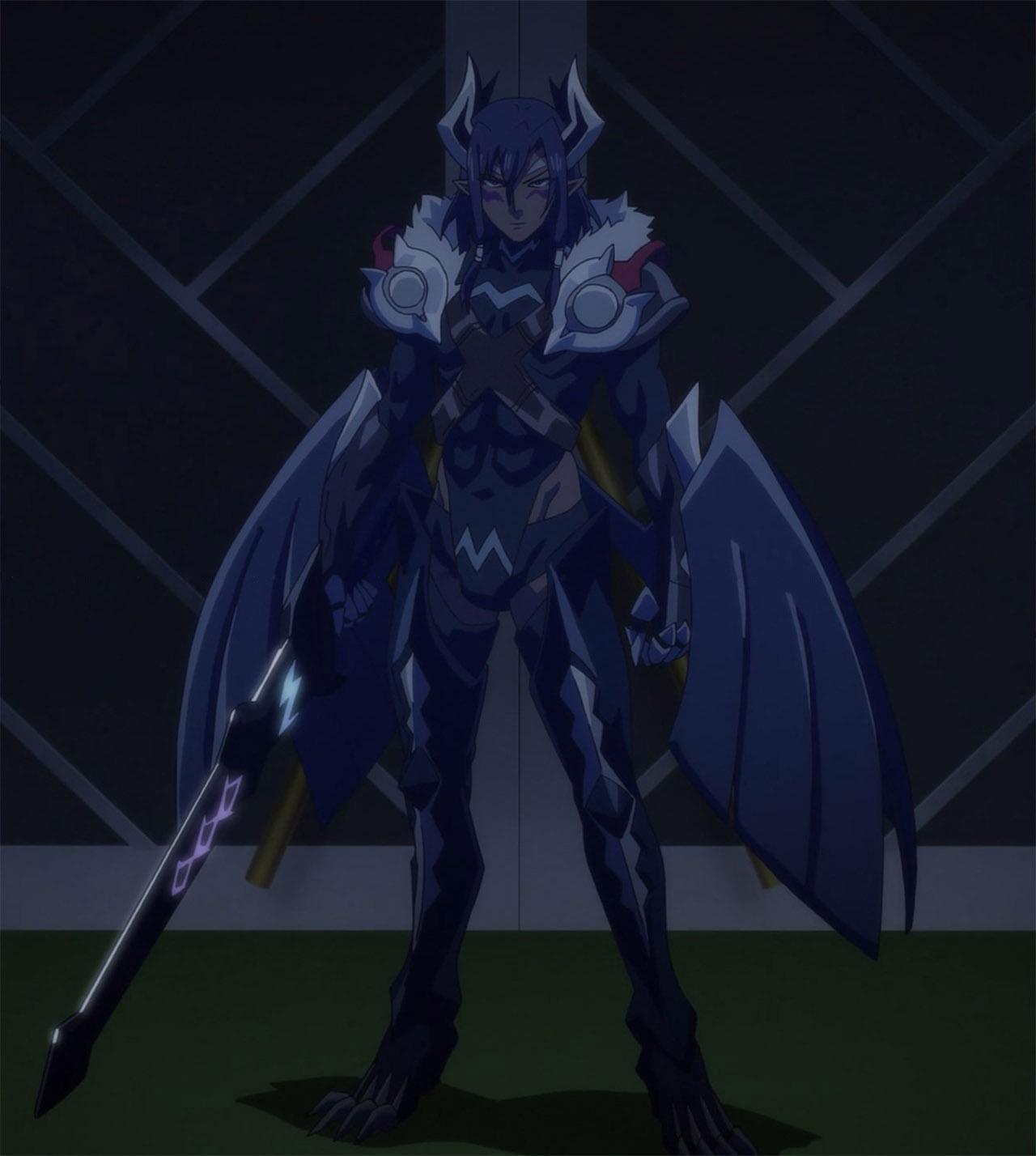 testament burst | Anime Amino