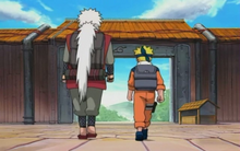 Naruto leaves