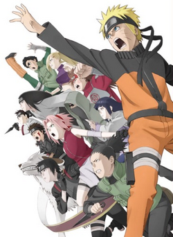 Naruto Shippuden 3, Inheritors of the Will of Fire