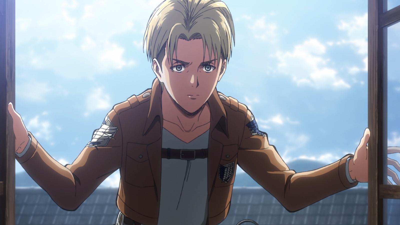 Nanaba (Attack on Titan) | AnimeVice Wiki | FANDOM powered ...