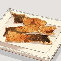 Salmon Skin (Nobu)
