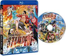 One Piece Stampede Japanese Bluray