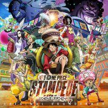 One Piece Stampede Soundtrack