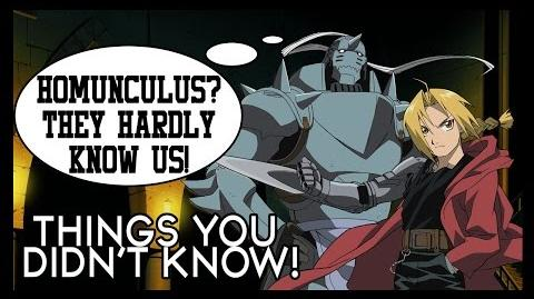 7 Things You (Probably) Didn't Know About Fullmetal Alchemist!
