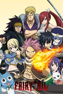 Fairy Tail 2014 Poster