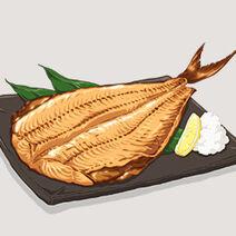 Salt Mackerel (Nobu)