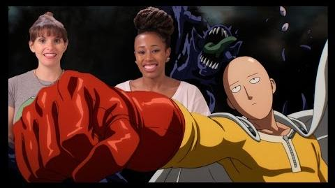One-Punch Man - Gateway Anime