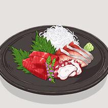 Three Sashimi (Nobu)