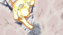 Naruto vs. Kisame