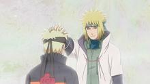Naruto and Minato