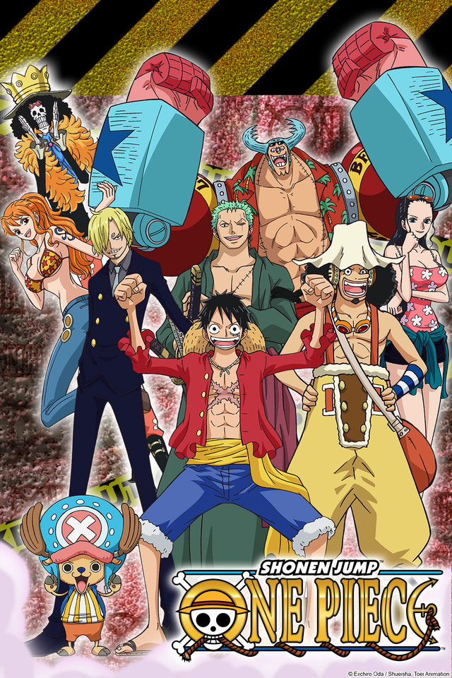 One Piece Episoden Liste