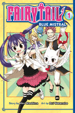 Fairy Tail Blue Mistral Vol 1
