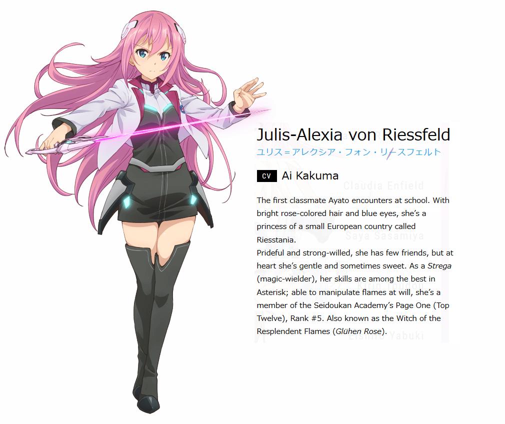 Julis-Alexia Von Riessfeld Anime Concept.png