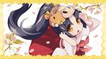 Etotama Episode 8 Opening Illustration
