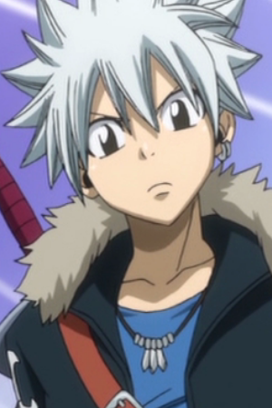 Haru Glory Rave Master x Fairy Tail Profile