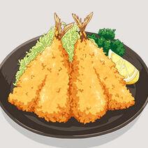 Fried Mackerel (Nobu)