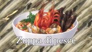 Zuppa di Pesce (Food Wars Ep 15)
