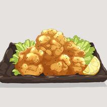Karaage-Salt (Nobu)