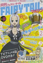 Monthly Fairy Tail Magazine Vol 10