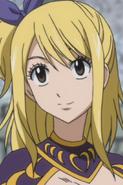 Lucy heartfilia profile portrait 2