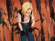 Android 18 hrut9