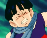 Gohan tied up 8