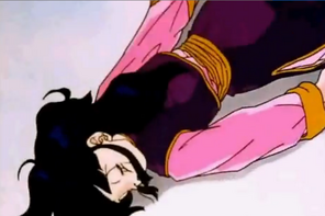 Gohan and dead chichi