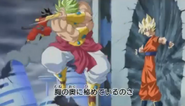 Hero vs broly