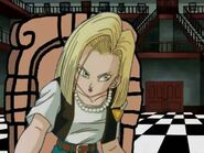 Android 18 in mad mod s school by kaijuboy455-daa1m5n