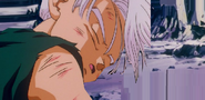 Kid trunks defeated by cooler