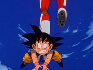 Gt kid goku fights3