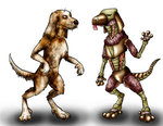 Animorphs Races Pemalite Chee by Monster Man 08