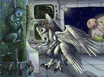 Animorphs The Ellimist by Ferahgo the Assassin