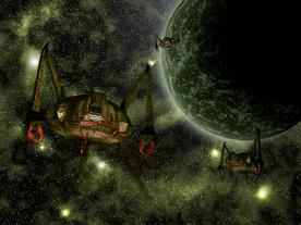 Animorphs The Yeerk Homeworld by Capasin