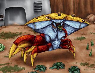 Animorphs Races Mercora by Monster Man 08