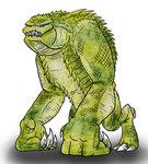 Visser Alligorilla by Monster Man 08