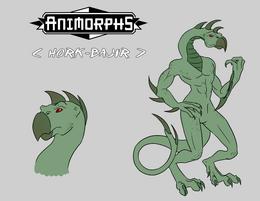 Animorphs hork bajir by rizumcchan-d3aurus