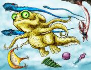 Animorphs Races Leeran by Monster Man 08