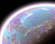 Alien-world-planet