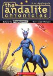 The Andalite Chronicles (E-Book Cover)