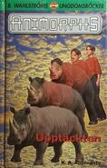 Animorphs 16 the warning Upptackten swedish cover