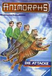 Animorphs 26 the attack german cover