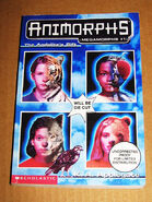Animorphs andalites gift uncorrected proof