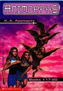Animorphs books 17-20 box set