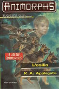 Animorphs 49 the diversion L esilio italian cover