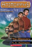 Animorphs 20 The Discovery ebook cover