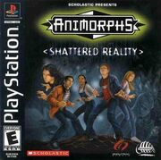 Animorphs SR cover
